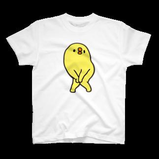 三文堂のひよこの三文堂のひよこTシャツ