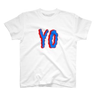YO(グニャ) Tシャツ