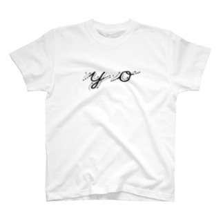 YO(書き方) Tシャツ