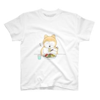 冷やし中華始めました Tシャツ
