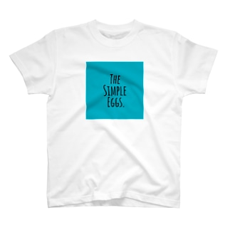 The Simple Eggs. Tシャツ