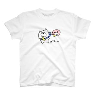 もろみとポテト Tシャツ