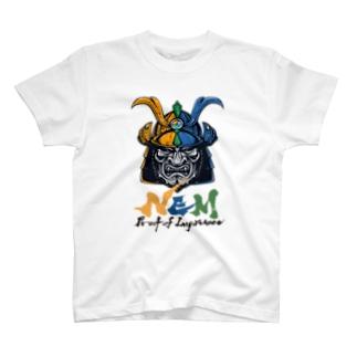 #NEM XEMURAI 3colors Tシャツ