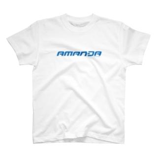 #DASH AMANDA Tシャツ