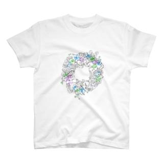 アイビーリース Tシャツ