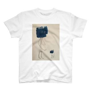 NOTITLE-2 kimicom(TM) Tシャツ