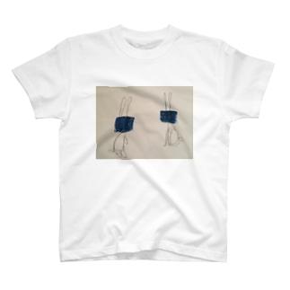 NO TITLE-3 kimicom(TM) Tシャツ