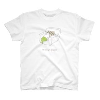 ねこタイツの休日 Tシャツ