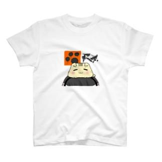 吉田「ぼくにも描けたヨー」バージョン Tシャツ