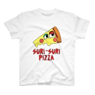 SURI-SURI PIZZA Tシャツ