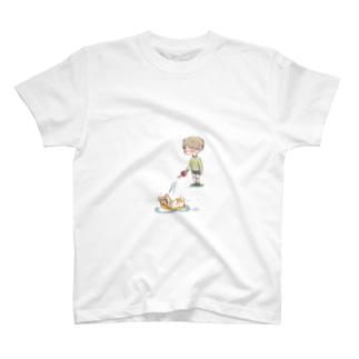 みずやり Tシャツ