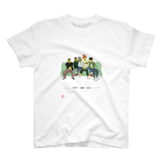 TOKYO 46時中 BOYS Tシャツ