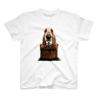 バケットハウンド Tシャツ