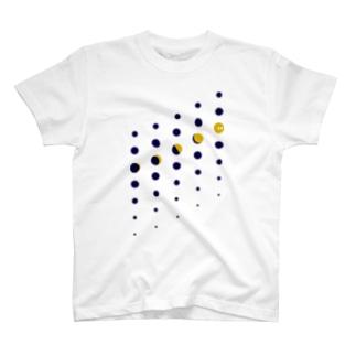 ツキノミチカケ Tシャツ