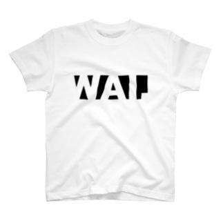 WAIT(シンボル) Tシャツ