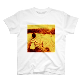 Sunset Beach 2014 Tシャツ