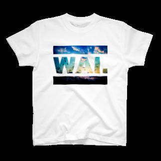 ワイのWAIT(ノスタルジア) Tシャツ