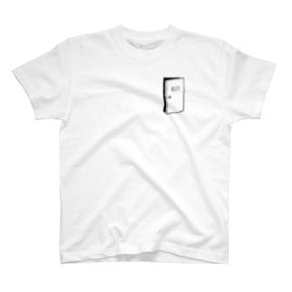 心のドア Tシャツ
