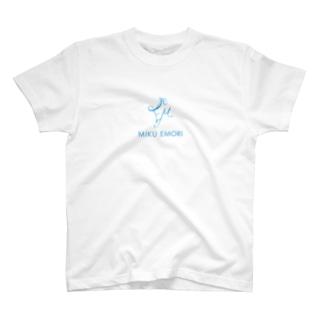 Miku Emori スタッフアパレル Tシャツ