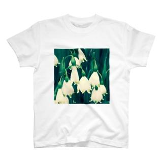 スノーフレーク Tシャツ