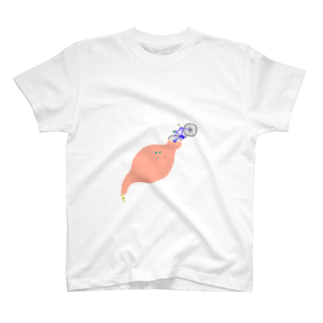 molの自転車消化Tシャツ