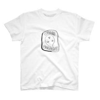 おばけカンパニーlogo Tシャツ