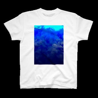 海月~グラデーション~ Tシャツ