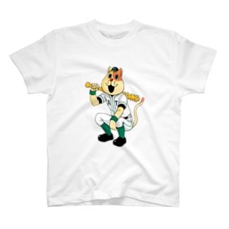 ネコやん Tシャツ