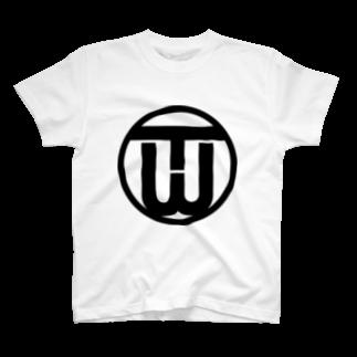 Circle WANTANのワンタンの装備品Tシャツ