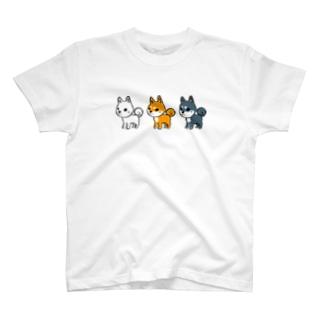 シバ3 Tシャツ
