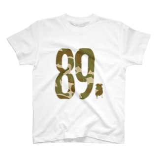 カモ89 Tシャツ