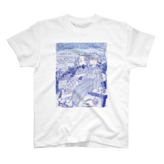 なつまつり Tシャツ