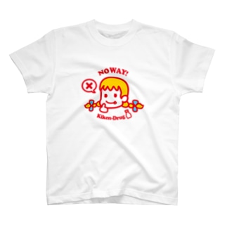危険ドラッグちゃん Tシャツ