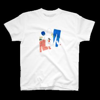 ikulanycのマイスタンダードTシャツ