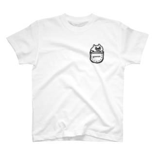ポケット Tシャツ