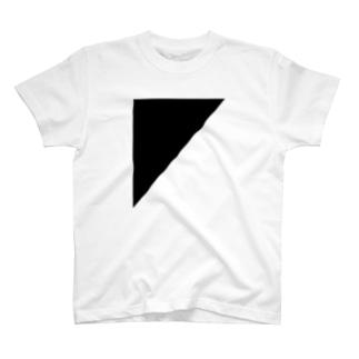 三角 Tシャツ