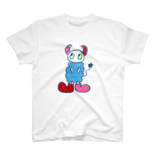 space a:kumoのa:kumoシリーズTシャツ
