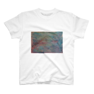 春の富士山 Tシャツ