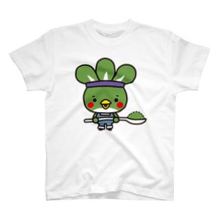 粉ドリ君 Tシャツ