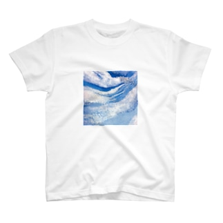 LUCENT LIFE 雲流 / Flowing clouds Tシャツ