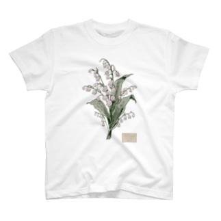 谷間の姫百合 Tシャツ