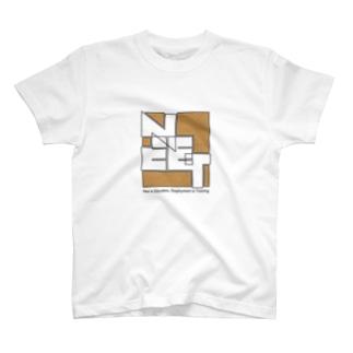 NEET_Logo01 Tシャツ