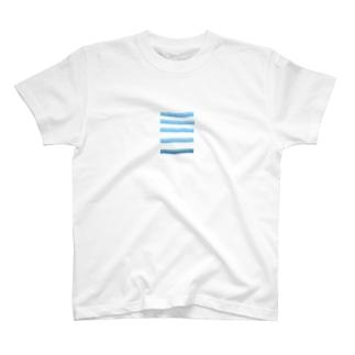 流れ Tシャツ