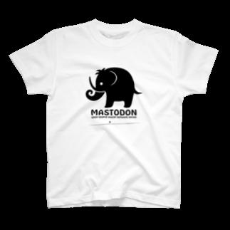 burnworks designのマストドン Tシャツ