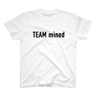 TEAMmined T Tシャツ