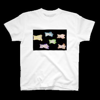 ついえよのソレゾレベア Tシャツ
