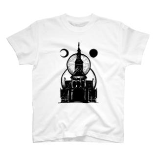 castle Tシャツ