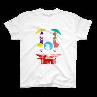 MEGURI DESIGN STOREの星巡り2012Tシャツ