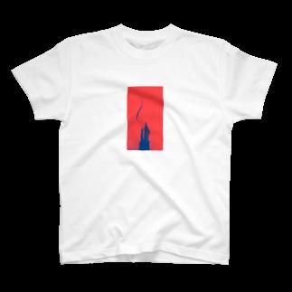 川窪カツミの万年筆Tシャツ