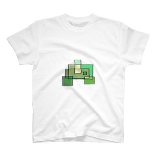 森 Tシャツ